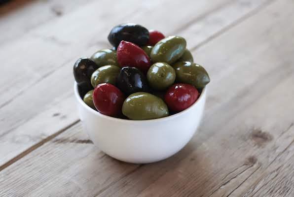 Cerignola Olives