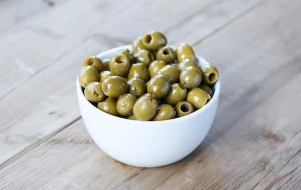 Imported Manzanilla Olives