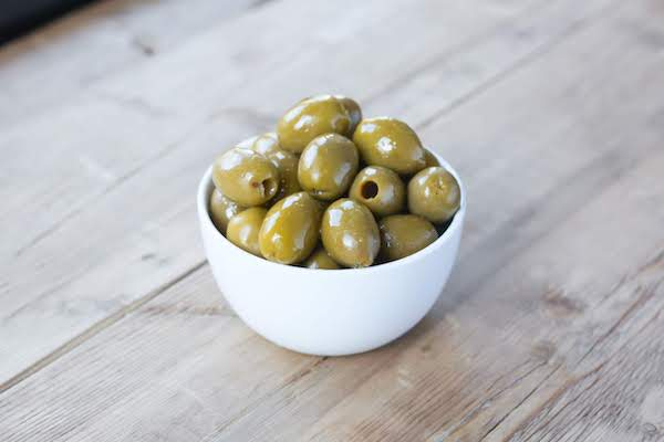 Pitted Queen Olives