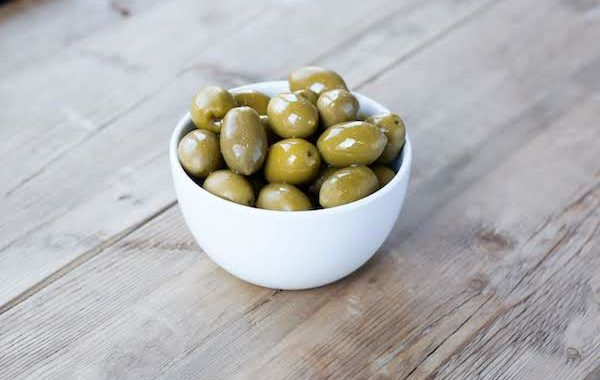 Imported Queen Olives