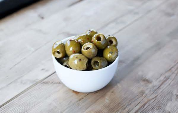 Jumbo Pitted Sicilian Olives